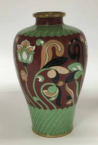 AS10006 Art - deco - Vase  Japan