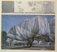 GR8006 Christo, Wrapped  Trees (Farboffset, Fondation  Beyeler  1998)